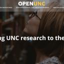 OpenUNC homepage