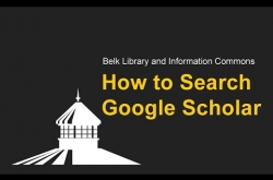 Watch How to Search Google Scholar on YouTube