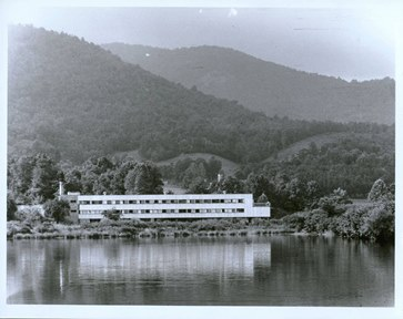 Black Mountain College--Lake Eden
